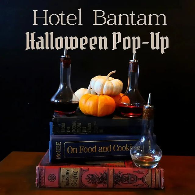 Hotel Bantam POP up